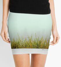 Grass Polaroïd Mini Skirt