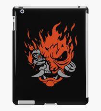 Cyber-Samurai 2077 iPad Case/Skin