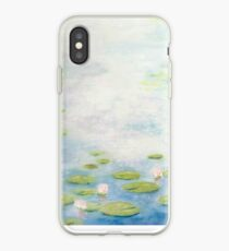 An Afternoon with Monsieur Monet iPhone Case