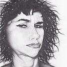 PJ Harvey... Uh Huh Her by Sarah ORourke