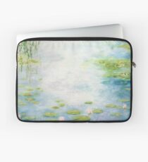 An Afternoon with Monsieur Monet Laptop Sleeve
