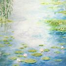An Afternoon with Monsieur Monet by wetherellart