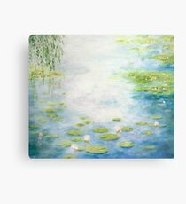 An Afternoon with Monsieur Monet Canvas Print