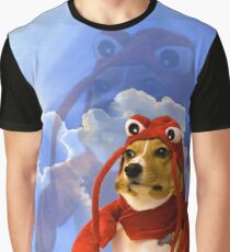 Lobster Corgi, Doggo #1 Graphic T-Shirt