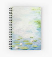 An Afternoon with Monsieur Monet Spiral Notebook