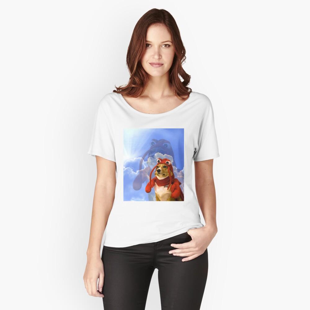 Lobster Corgi, Doggo #1 Relaxed Fit T-Shirt