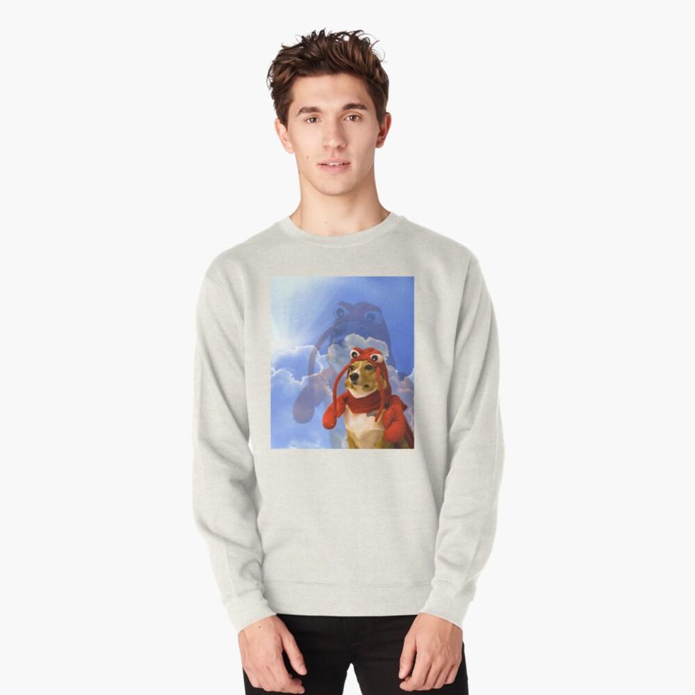 Lobster Corgi, Doggo #1 Pullover Sweatshirt