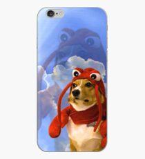 Vinilo o funda para iPhone Lobster Corgi, Doggo # 1