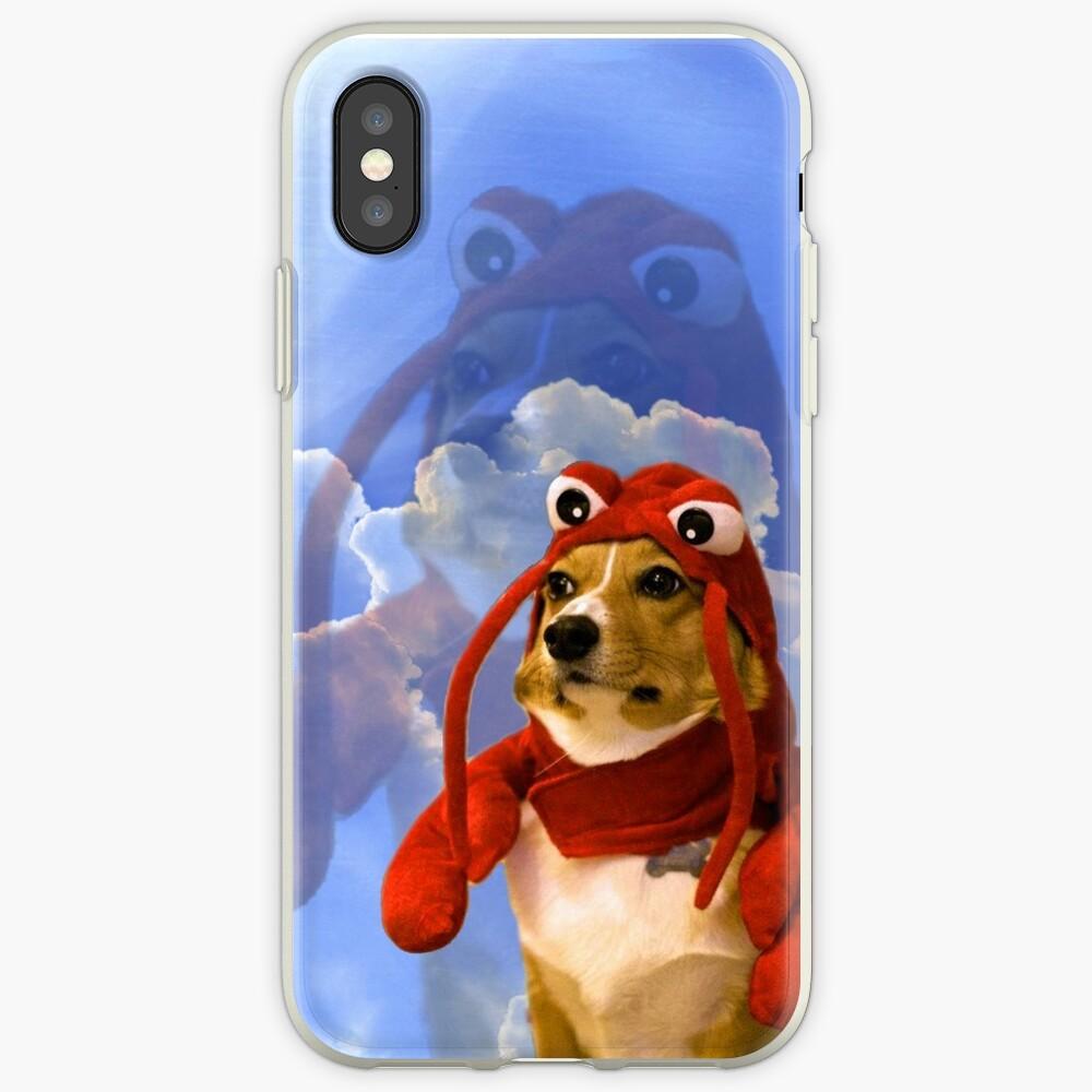 Lobster Corgi, Doggo #1 iPhone Case & Cover