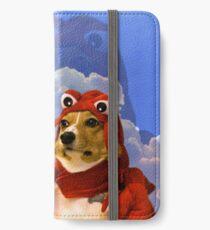 Hummercorgi, Doggo # 1 iPhone Flip-Case/Hülle/Klebefolie