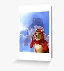 Hummercorgi, Doggo # 1 Grußkarte