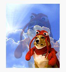 Hummercorgi, Doggo # 1 Fotodruck