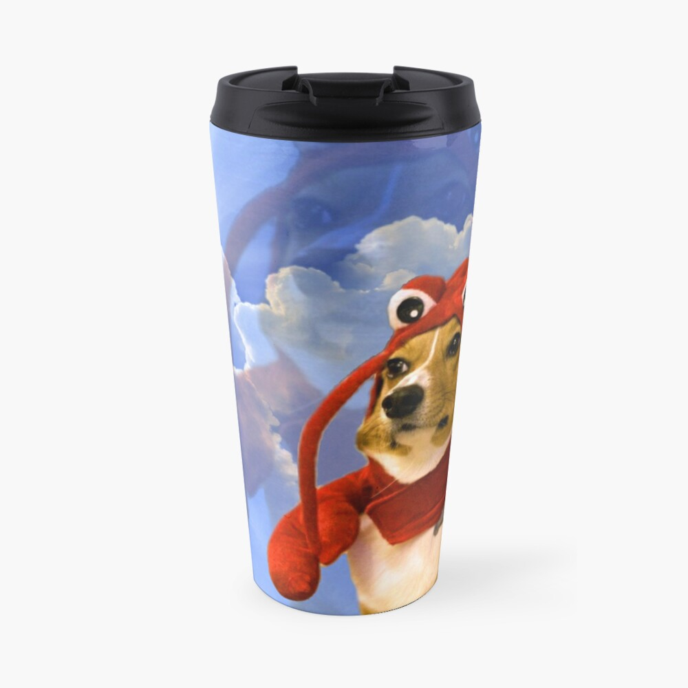 Lobster Corgi, Doggo #1 Travel Mug