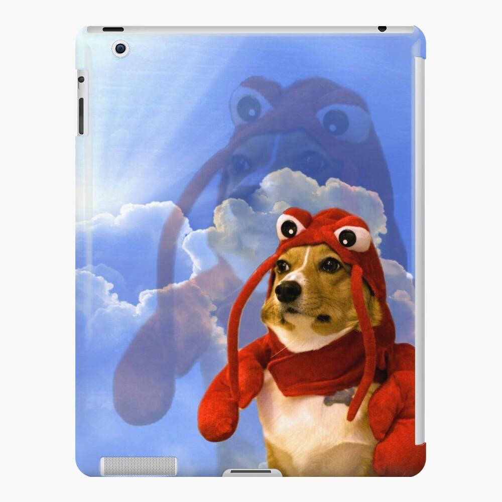 Lobster Corgi, Doggo #1 iPad Case & Skin