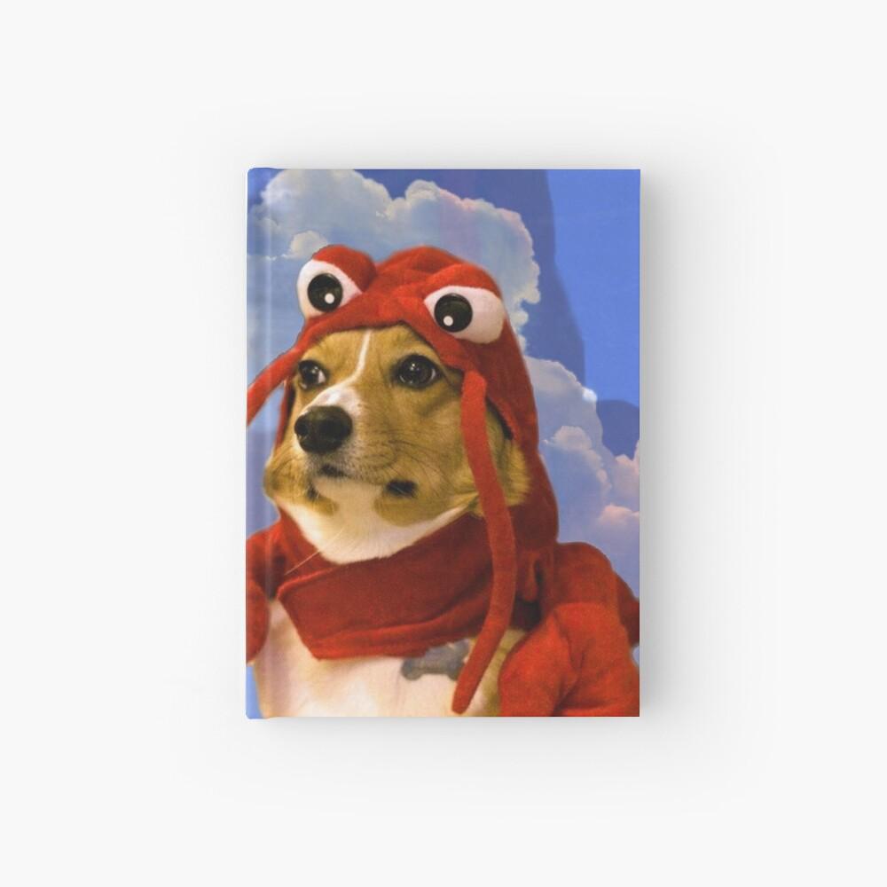 Lobster Corgi, Doggo #1 Hardcover Journal