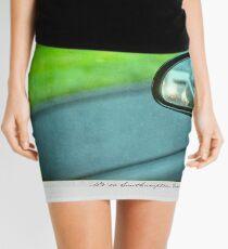 Looking back Polaroïd Mini Skirt
