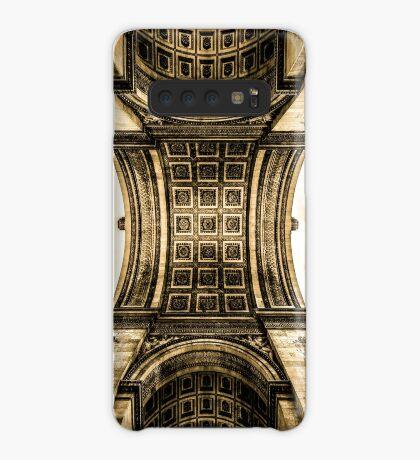 Arc De Triomphe 8 Case/Skin for Samsung Galaxy