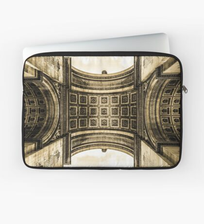 Arc De Triomphe 8 Laptop Sleeve