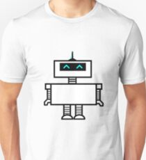 Robot friend Unisex T-Shirt