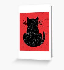 56th (London) Infantry Division - UK - Grunge Style Greeting Card