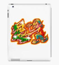 JSRF Graffiti - Medium (Default HD) iPad Case/Skin