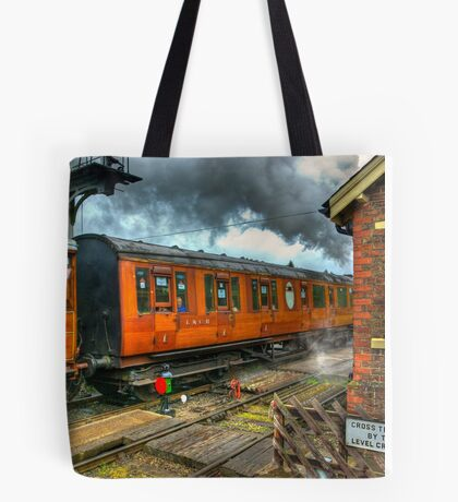 The Way Travel Used To Be Tote Bag