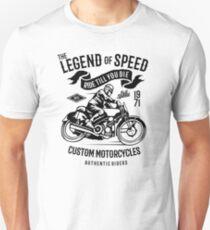 MOTORCYCLES Unisex T-Shirt
