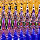 Vibrations  by Carla Jensen