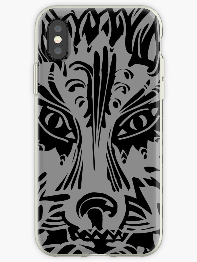 Wolf Symbol Of Loyalty And Strength Iphone Cases Covers By Anne