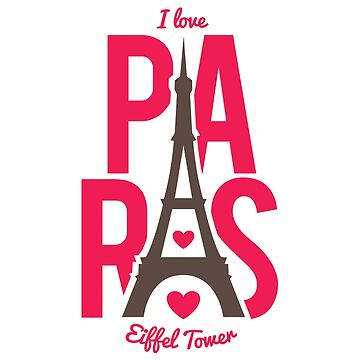I Love Paris by Rossy05