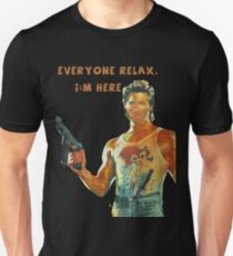 Jack Burton Relax T-Shirt