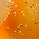 beer bubbles by Melissa Fiene