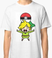 Cartoon Game Character Classic T-Shirt