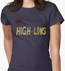 The High Lows Women's Fitted T-Shirt