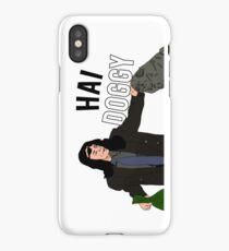 Hai Doggy iPhone Case