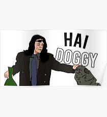 Hai Doggy Poster