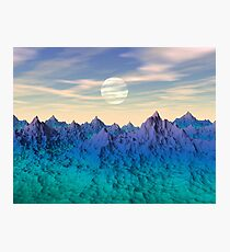 Mysterious World Photographic Print