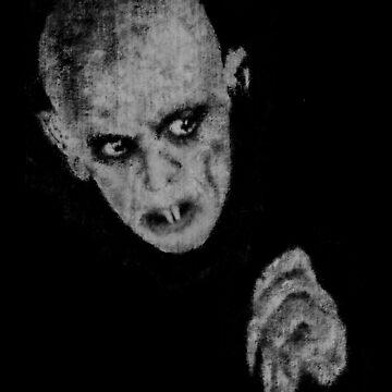 Nosferatu by gerryhaze