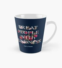 Treat People With Kindness - Harry Styles Tall Mug