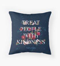 Treat People With Kindness - Harry Styles Floor Pillow