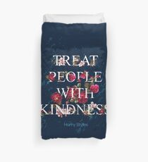 Treat People With Kindness - Harry Styles Duvet Cover