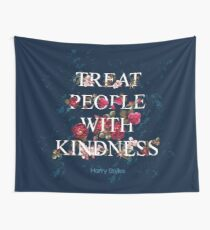 Treat People With Kindness - Harry Styles Wall Tapestry