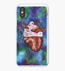 Frosting Heart iPhone Case