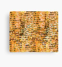 Abstract Squares Two Canvas Print
