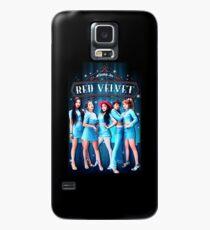 Red Velvet 03 Case/Skin for Samsung Galaxy