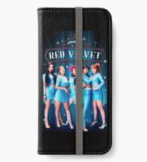 Red Velvet 03 iPhone Wallet/Case/Skin