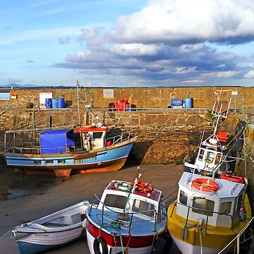 The Lilliput Harbour, Fethard on Sea, Co. Wexford, Ireland by buttonpresser