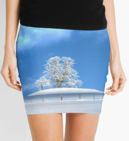 Against the Winter IV Mini Skirt