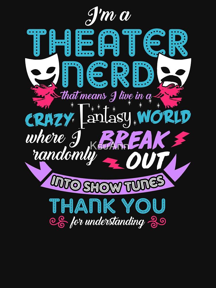 Teatro Nerd Funny de KsuAnn