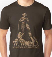What Would Talos Do? Unisex T-Shirt